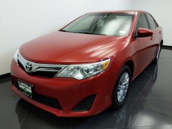 2014 Toyota Camry LE - 1660013921
