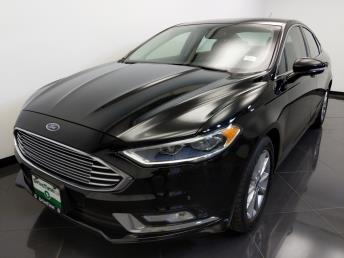 2017 Ford Fusion SE - 1660013940