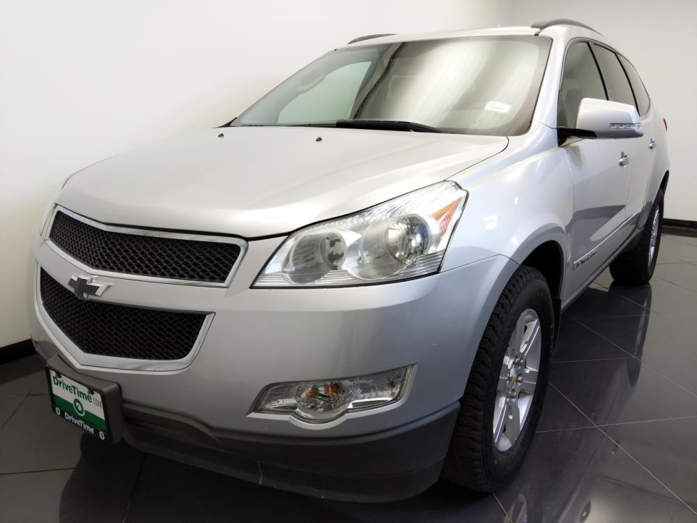 2009 Chevrolet Traverse LT - 1660013945