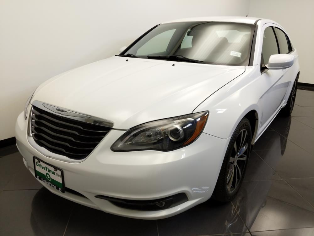 2014 Chrysler 200 Touring - 1660013966