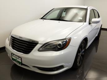 2014 Chrysler 200 Touring - 1660013966