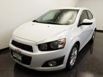 2014 Chevrolet Sonic LT - 1660013975