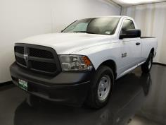2016 Ram 1500 Regular Cab Tradesman 8 ft