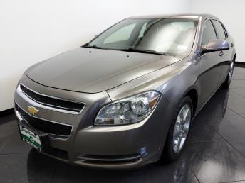 2011 Chevrolet Malibu LT - 1660014004