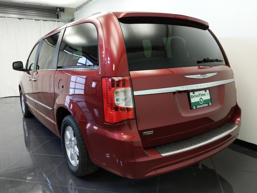 2012 Chrysler Town and Country Touring-L - 1660014005