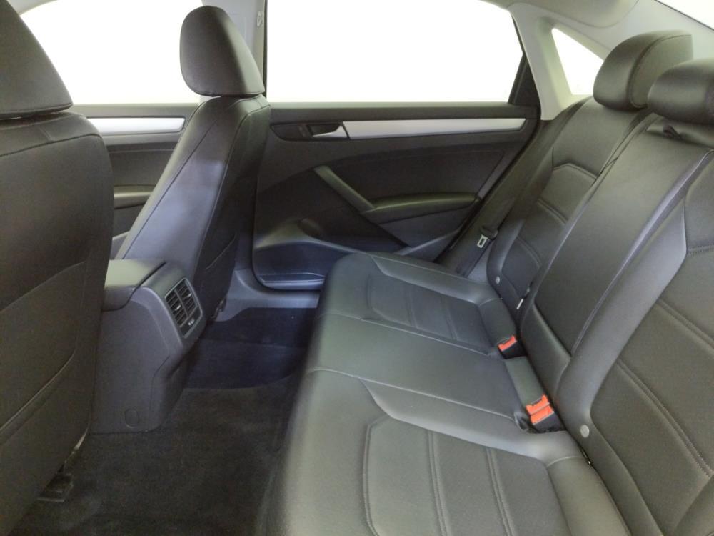 2013 Volkswagen Passat 2.5L SE - 1660014008