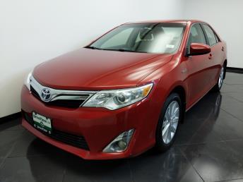 2013 Toyota Camry XLE Hybrid - 1660014011