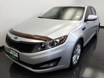 2012 Kia Optima EX - 1660014019