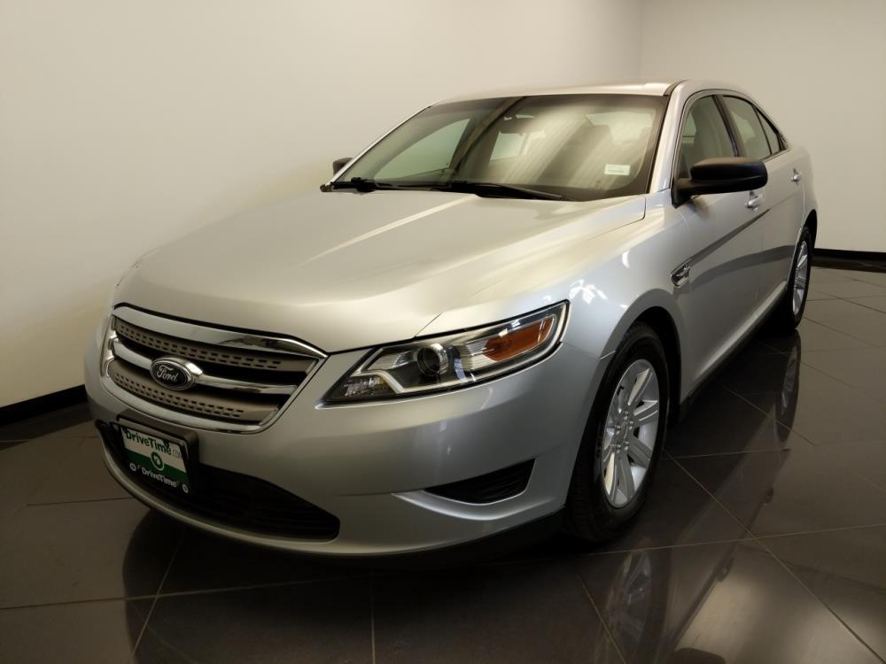 2011 Ford Taurus SE - 1660014020
