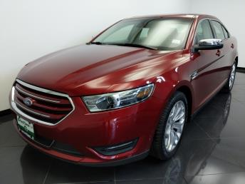 2017 Ford Taurus Limited - 1660014026