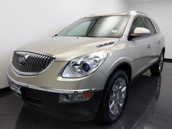 2012 Buick Enclave Convenience - 1660014035