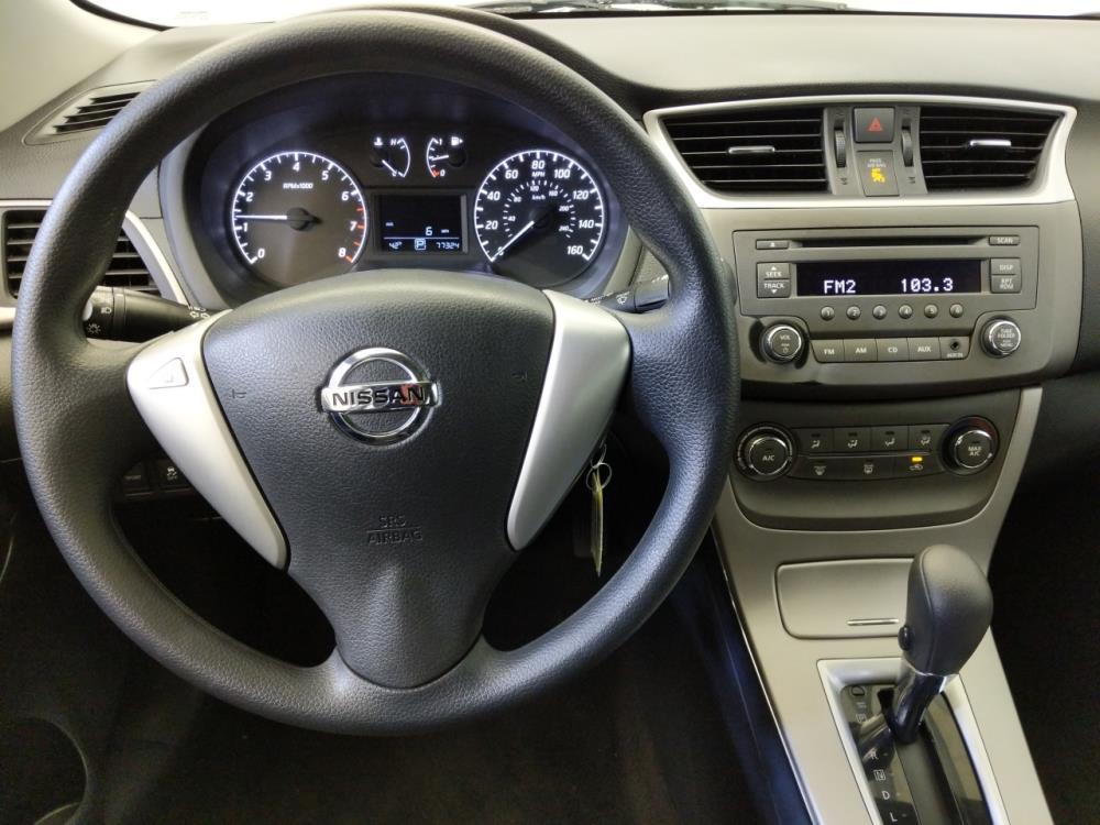 2014 Nissan Sentra S - 1660014041