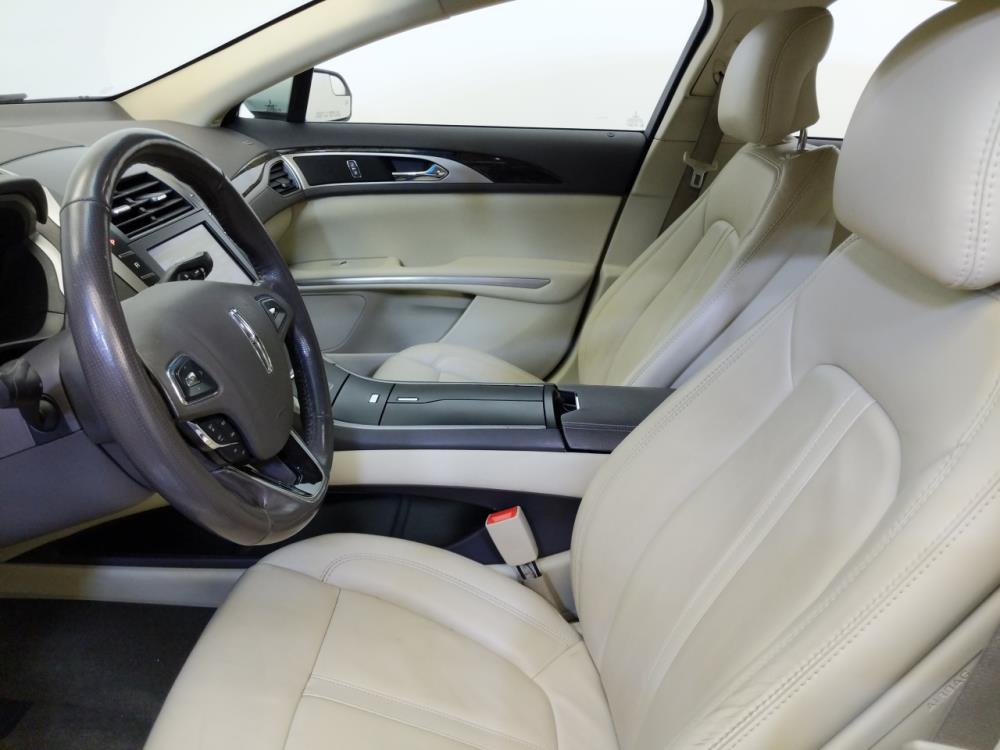 2013 Lincoln MKZ Hybrid - 1660014047