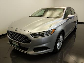 2016 Ford Fusion SE - 1660014061