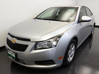 2014 Chevrolet Cruze 1LT - 1660014072