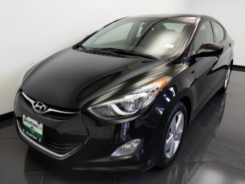 2013 Hyundai Elantra GLS - 1660014078