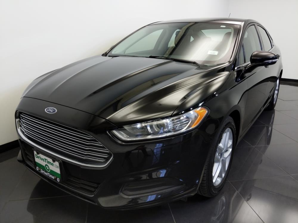 2016 Ford Fusion SE - 1660014082
