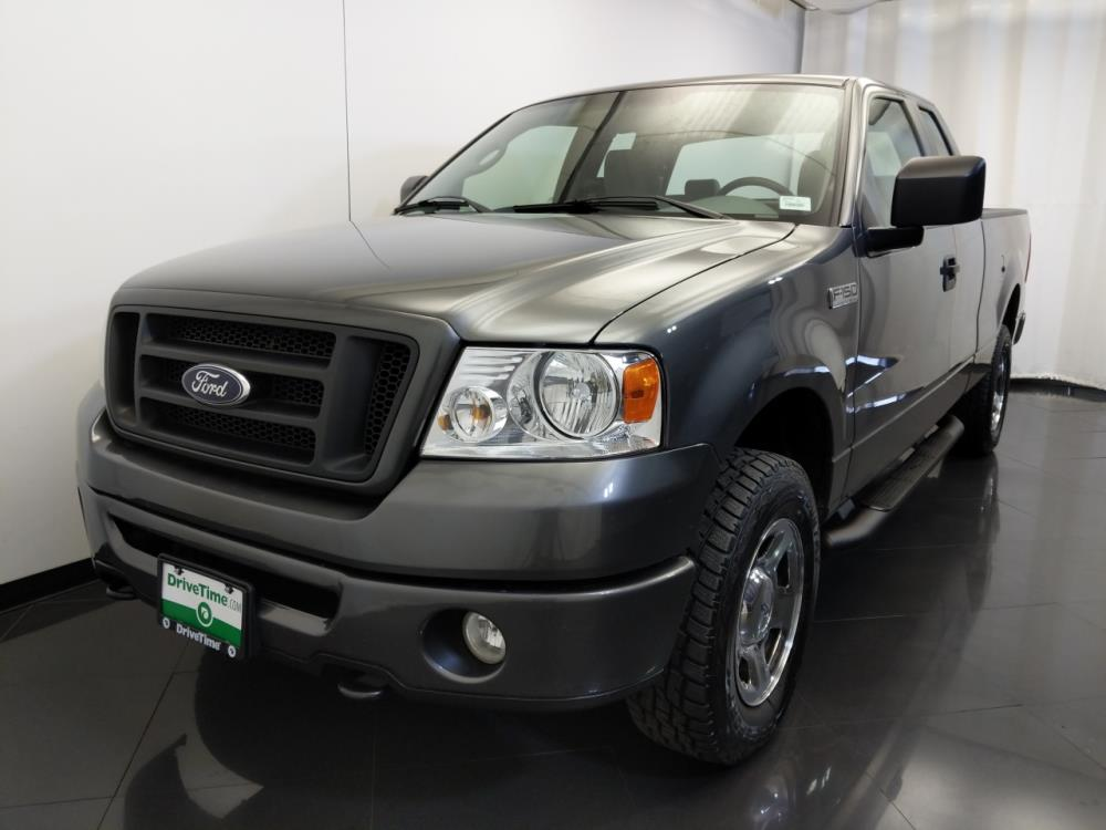 2007 ford f 150 super cab stx 6 5 ft for sale in cincinnati 1660014085 drivetime. Black Bedroom Furniture Sets. Home Design Ideas