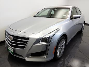 2015 Cadillac CTS 2.0 Luxury Collection - 1660014089