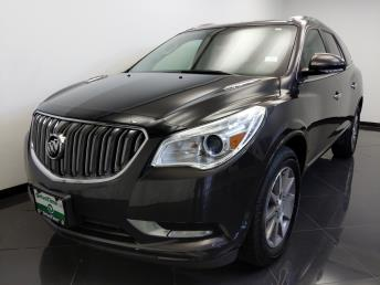 2015 Buick Enclave Leather - 1660014090
