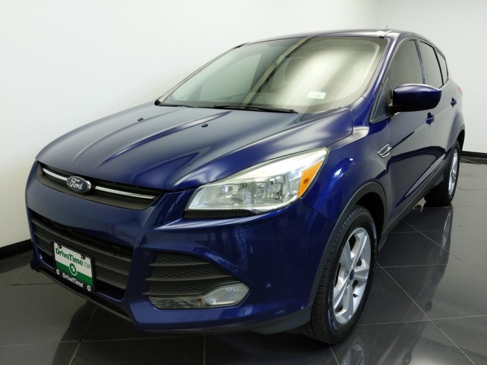 2013 Ford Escape SE - 1660014114