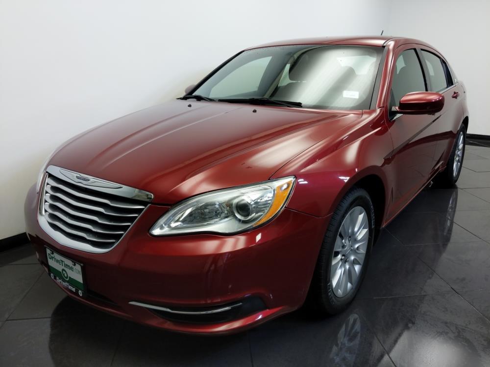 2013 Chrysler 200 LX Z - 1660014149