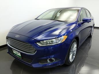 2014 Ford Fusion SE - 1660014177