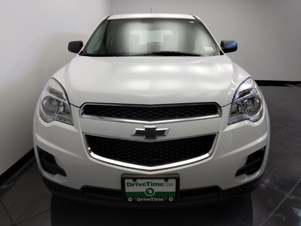 2011 Chevrolet Equinox LS - 1660014179