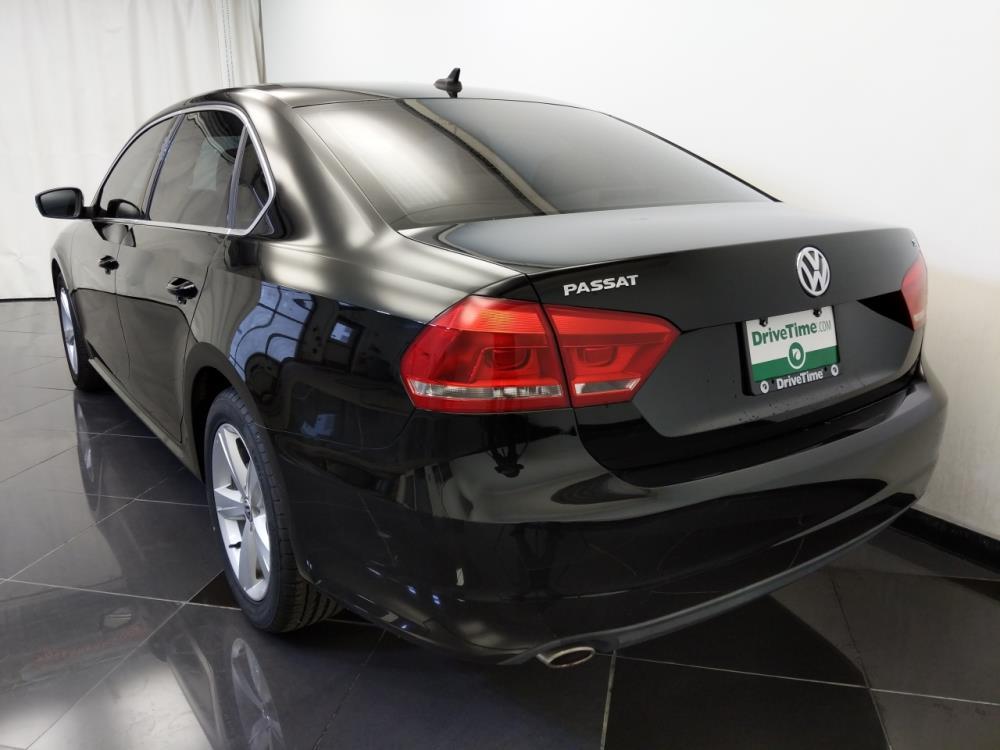 2013 Volkswagen Passat 2.5L SE - 1660014186