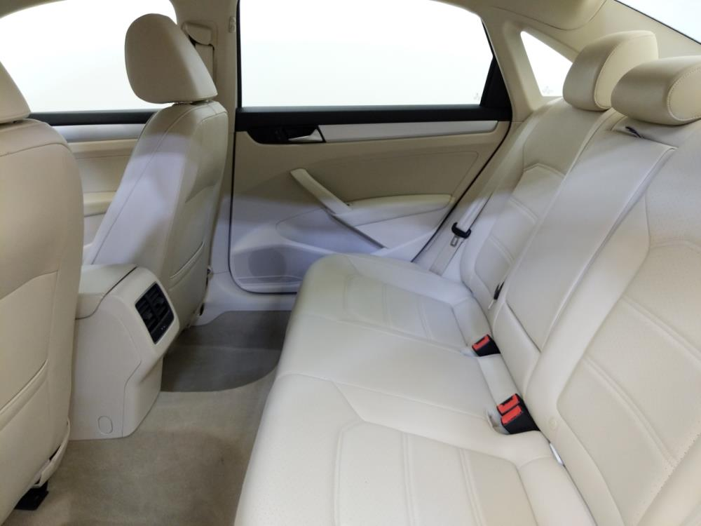 2013 Volkswagen Passat 2.5L SE - 1660014187