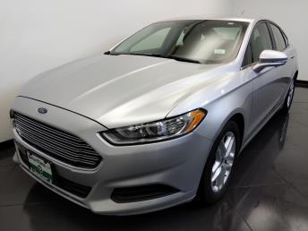 2015 Ford Fusion SE - 1660014209