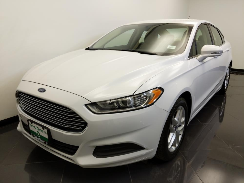 2014 Ford Fusion SE - 1660014232