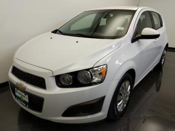 2013 Chevrolet Sonic LS - 1660014241