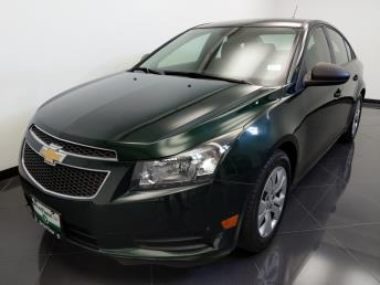 2014 Chevrolet Cruze LS - 1660014280
