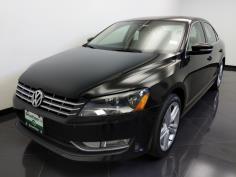 2014 Volkswagen Passat V6 SEL Premium