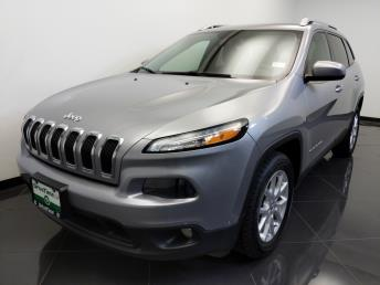 2014 Jeep Cherokee Latitude - 1660014430
