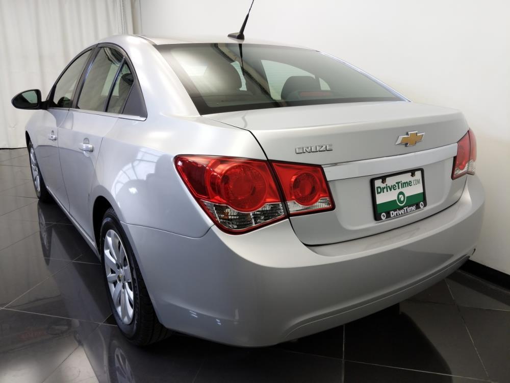 2011 Chevrolet Cruze LS - 1660014437