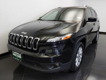 2014 Jeep Cherokee Latitude - 1660014472