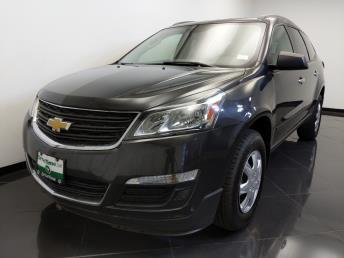 2015 Chevrolet Traverse LS - 1660014517