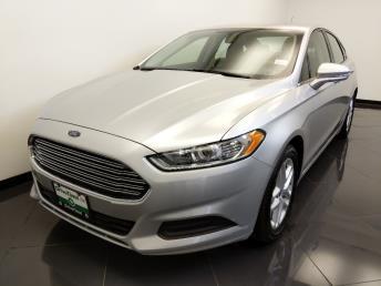 2014 Ford Fusion SE - 1660014582