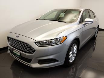 2015 Ford Fusion SE - 1660014583