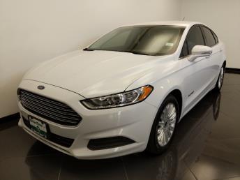 2016 Ford Fusion SE Hybrid - 1660014585