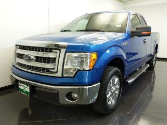 2014 Ford F-150 Super Cab XLT 6.5 ft - 1660014608
