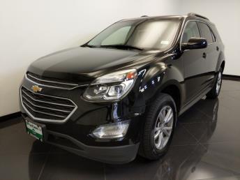 2016 Chevrolet Equinox LT - 1660014637