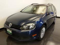 2014 Volkswagen Jetta SportWagen 2.5L S