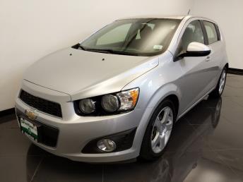 2016 Chevrolet Sonic LTZ - 1660014667