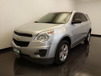 2015 Chevrolet Equinox LS - 1660014680