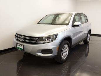 2012 Volkswagen Tiguan 2.0T S - 1660014719
