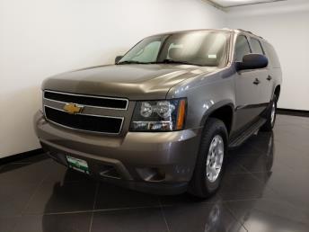 Used 2013 Chevrolet Suburban
