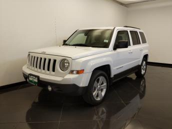 2014 Jeep Patriot Latitude - 1660014806